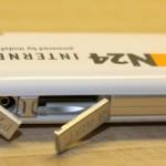Anntenne / Micro-SD