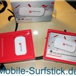 Verpackung Pro7 TV Webstick