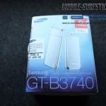 Verpackung Samsung GT-B3740