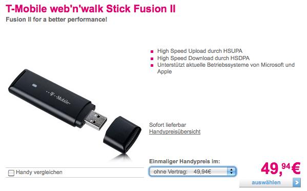 Stick Fusion II