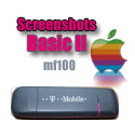 Post thumbnail of Xtra Basic II Stick MF100 Screenshots der Software unter Macosx