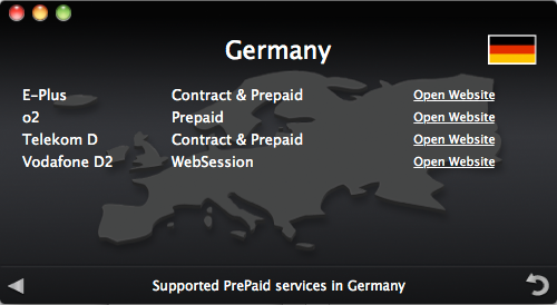 launch2net Premium Prepaid Service