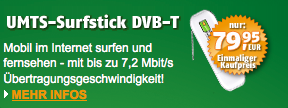 Surfstick DVB-T von Klarmobil.de