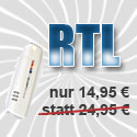 Post thumbnail of TV Preisknüller RTL Surfstick für 14,95€
