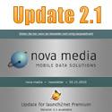 Post Thumbnail of Für launch2net Premium ist ein Update verfügbar auf Version 2.1