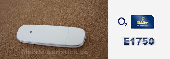 Post image of Mehr Details zum O2 Tchibo Stick E1750