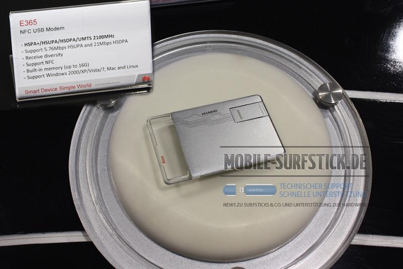 Huawei E365 NFC