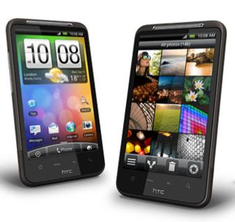 HTC Desire HD bei O2 gewinnen