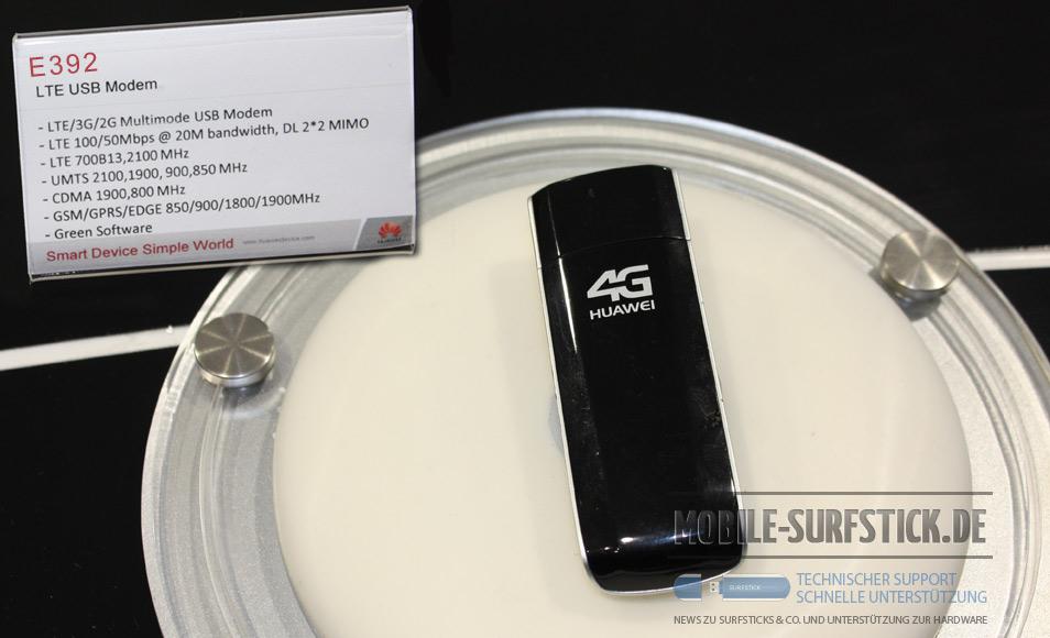 Huawei LTE Stick E392