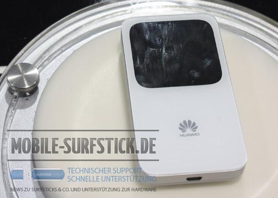 Huawei E589 LTE Hotspot