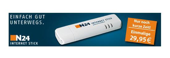 Post image of Update für N24 Surfstick online verfügbar für Win und Apple Mac Nutzer