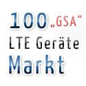 Post thumbnail of GSA berichtet 100 LTE-Geräte sind auf dem Markt vertreten