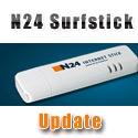 Post Thumbnail of Update für N24 Surfstick online verfügbar für Win und Apple Mac Nutzer